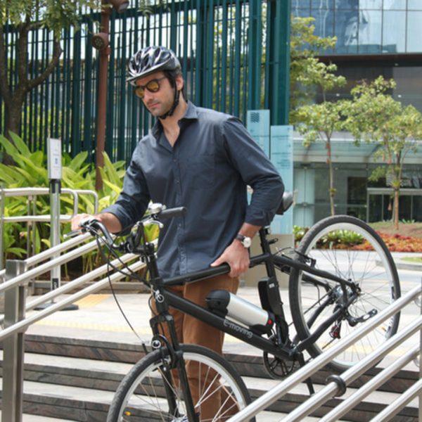 Principais razões porque todos deveriam trabalhar de bicicleta